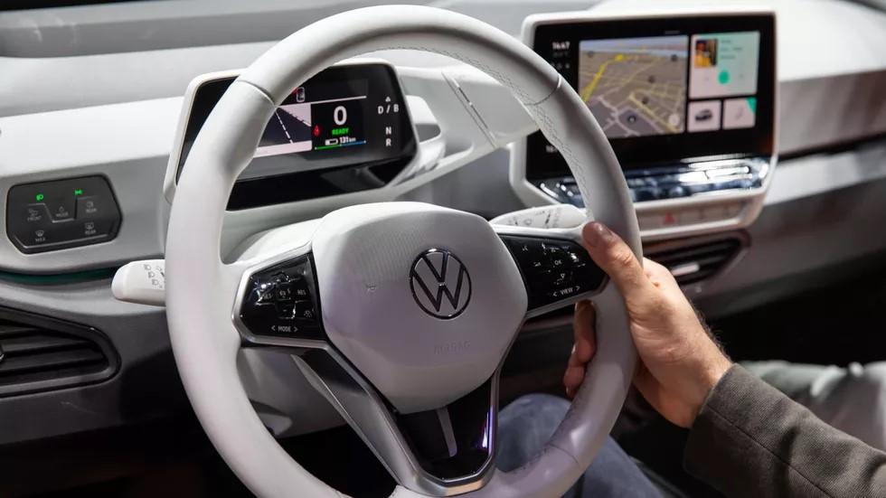yeni elektrikli araç ID.3