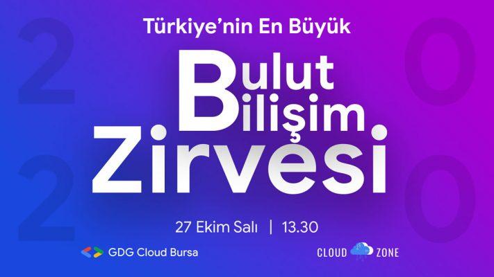 """Cloud Zone'20 Dünya Devlerini Bir Araya Getiriyor"""""""