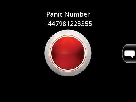 Red Panic Button Afet Durumunda Sevdiklerinize Koordinatlarınızı Ulaştırır