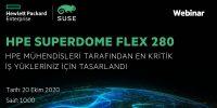 HPE Superdome Flex 280 – 20 Ekim Salı Saat 10:00