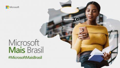 Microsoft Brezilya Halkına IT Öğretmek İçin Kolları Sıvadı