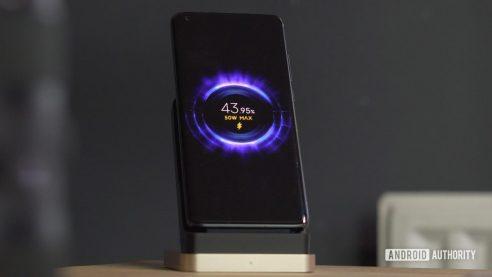 Xiaomi, 80W Kablosuz Şarj Aletini Duyurdu