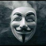 Anonymous Hacker Grubundan Türkiye ve Azerbaycan Devlet Sitelerine Siber Saldırı