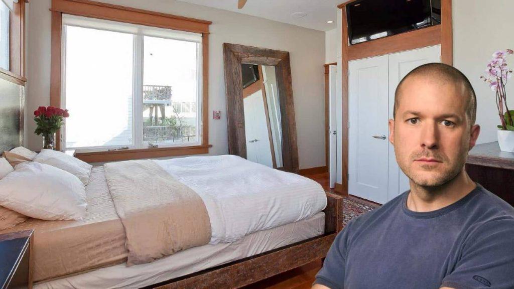 jony ive ve airbnb anlaştı.