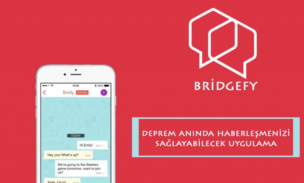Bridgefy Deprem Anında Haberleşmenizi Sağlar