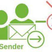 550 5.7.520 Access denied, Your organization does not allow external forwarding çözümü