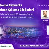 Extreme Networks SD-WAN Uzaktan Çalışma Çözümleri