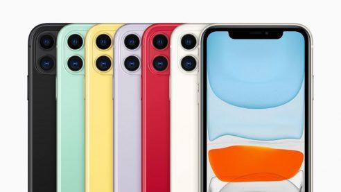 iPhone 11 Dokunmatik Değişim Programı