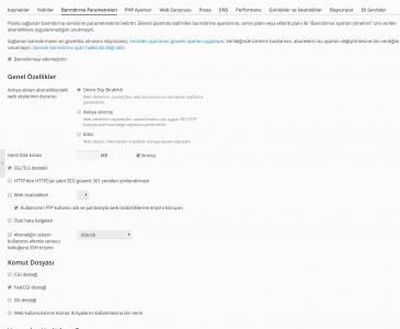 screencapture plesk leaderos web tr admin customer service plan edit id 4 2020 04 27 14 05 39